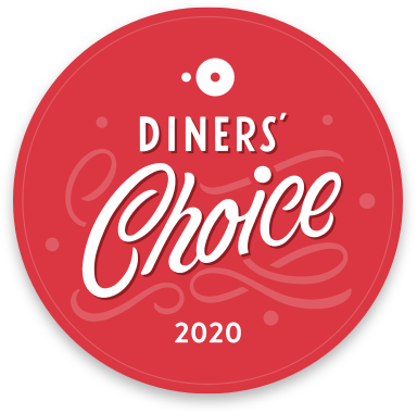 7 Seas Diner's Choice Award